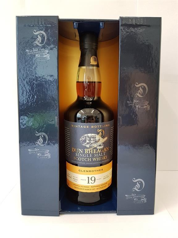 Glenrothes 1997 / 19 years old